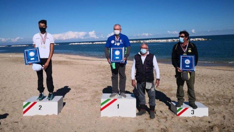 Oscar Grandoni è Campione Italiano