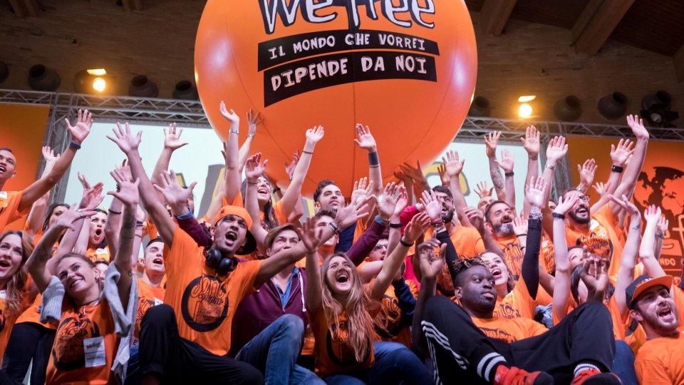 Il WeFree Day diventa un evento digitale