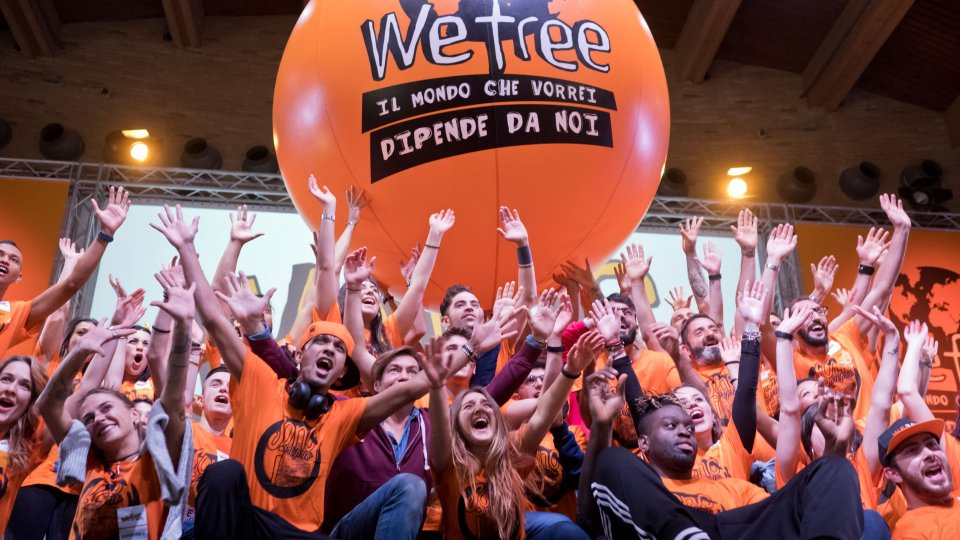Il WeFree Day diventa un evento digitale