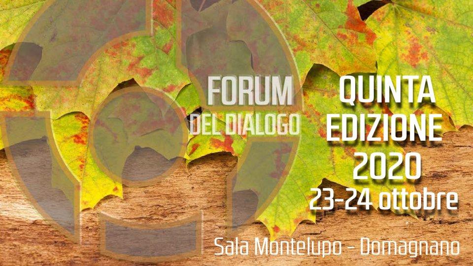 5° Forum del Dialogo: un'edizione straordinaria per gli esperti e i contenuti di grande interesse