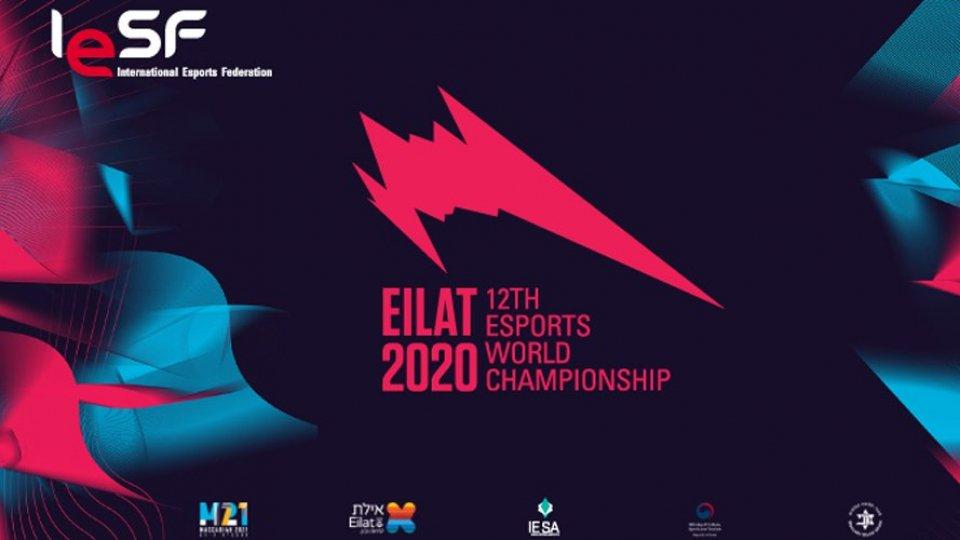 La scalata del Titano al 12° Campionato mondiale IESF Esports