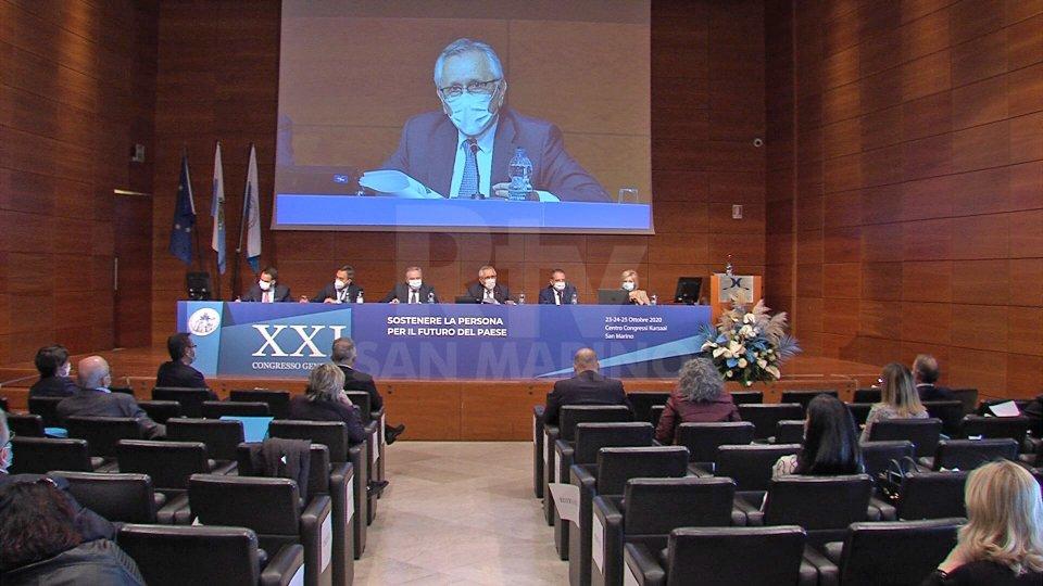 Congresso Pdcs: nel pomeriggio l'elezione del segretario