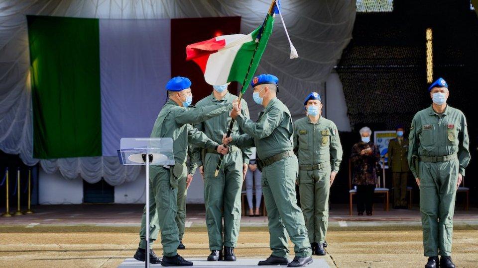 Un riccionese al comando del Centro Addestrativo Aviazione dell'Esercito Italiano