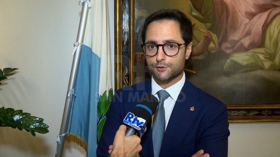 Il Segretario Fabio Righi