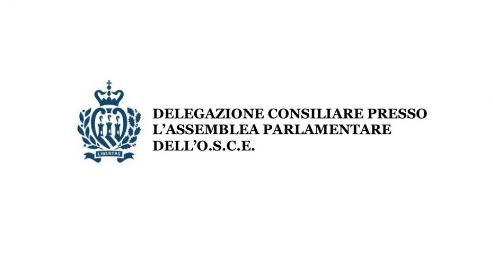OSCE PA San Marino: missione di Monitoraggio Elettorale negli USA