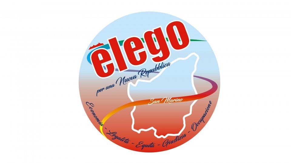 L'intervento di Elego al congresso Dc