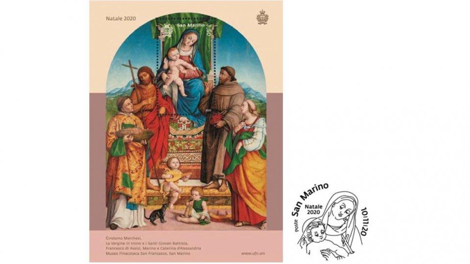 UFN: Emissione francobollo Natale
