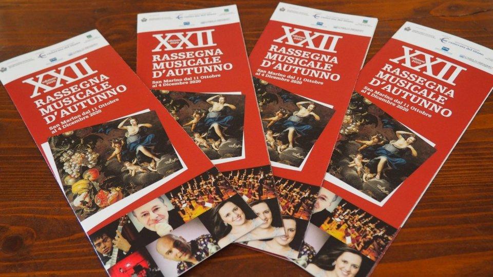 XXII Rassegna Musicale D'Autunno