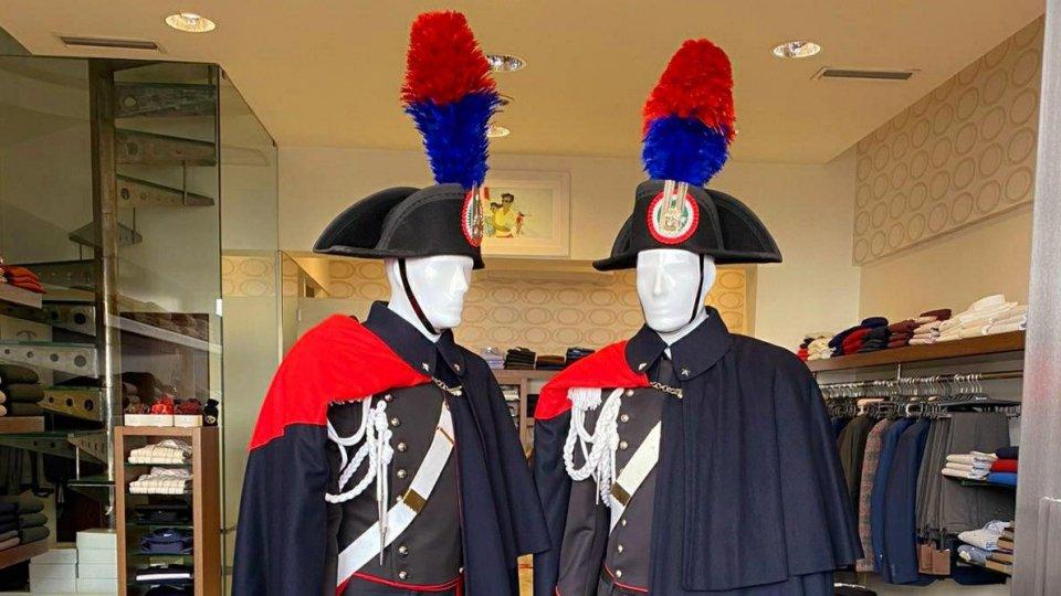 Riccione e Cattolica (rn): Carabinieri – festa dell'unità e delle forze armate. L'arma in vetrina