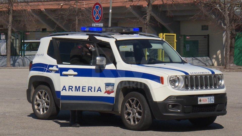 Controlli della Gendarmeria