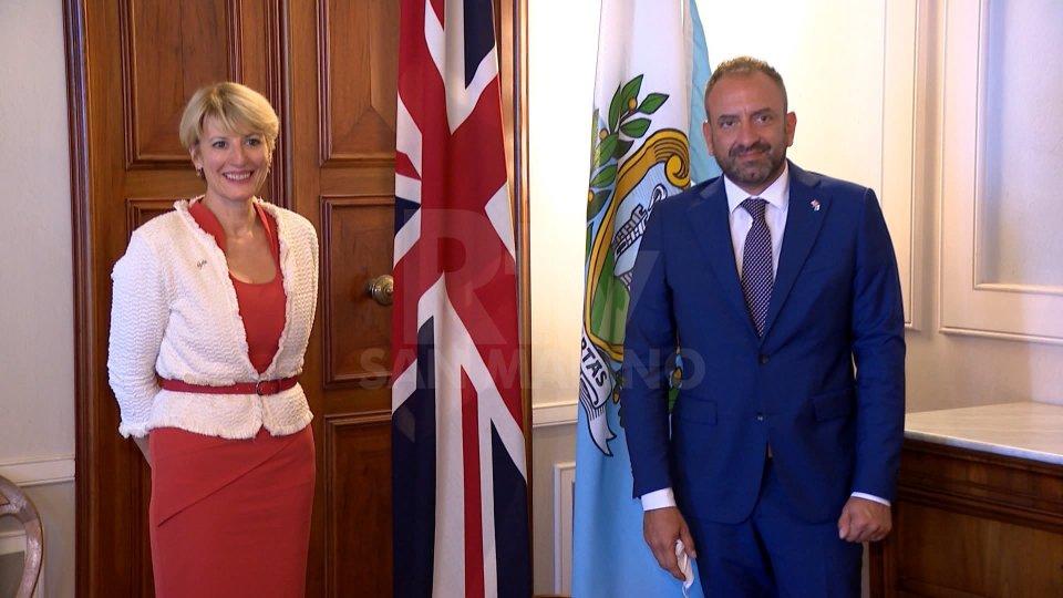 San Marino-Regno Unito: evento telematico per promuovere relazioni e commercio internazionale