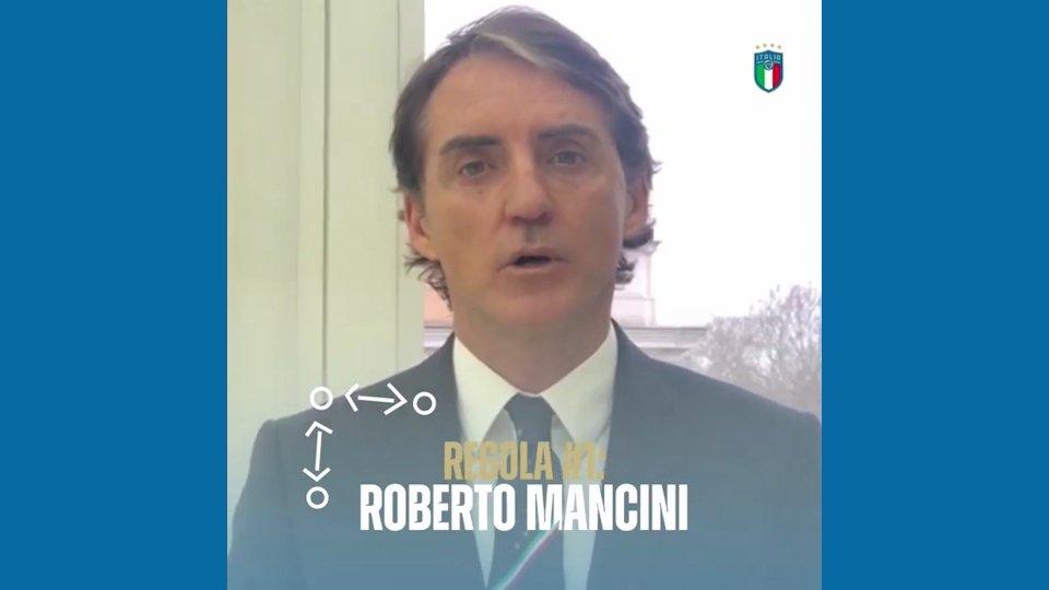 Roberto Mancini positivo al Covid