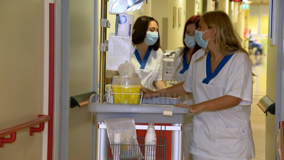 L'ISS cerca 10 infermieri per garantire l'erogazione dei servizi