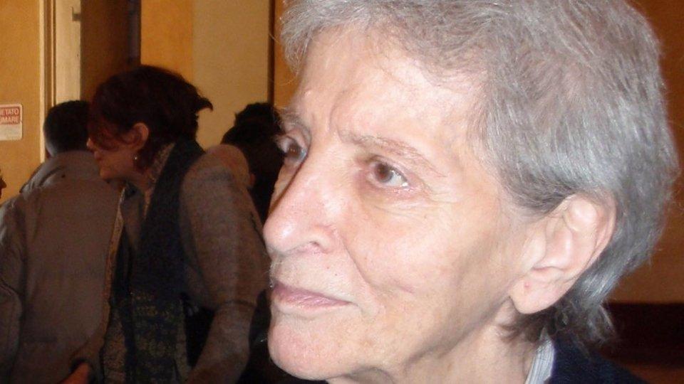 Il mondo della cultura in lutto: è morta Rina Macrelli