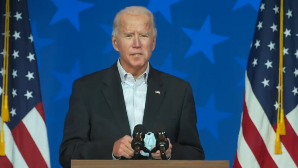 Elezioni Usa: match ball per Biden in Pennsylvania