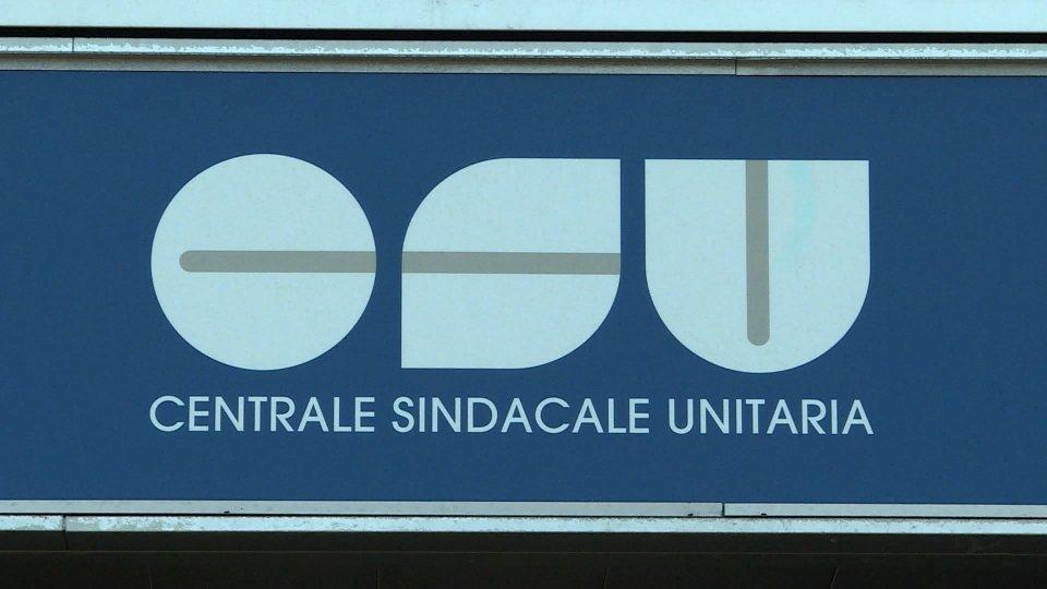 Disdetta l'Assemblea generale dei delegati CSU di mercoledì 11 novembre