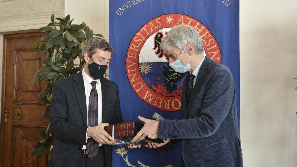 Segreteria Istruzione: incontri istituzionali nelle città di Roma e di Trento