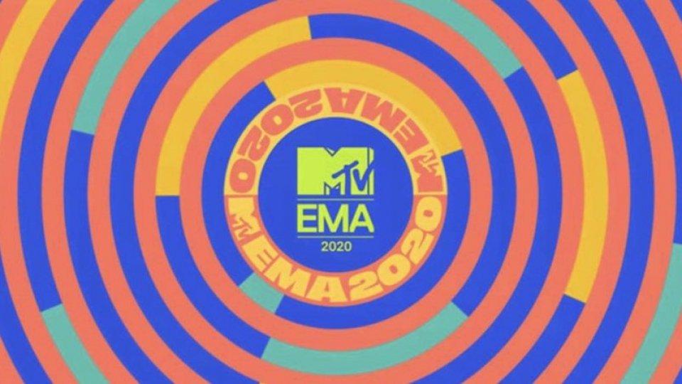 "MTV EMA 2020: Diodato vince il ""Best Italian Act"""