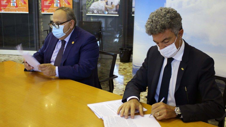 Verso Expo Dubai: siglato protocollo d'intesa tra il Commissariato e l'Agenzia per lo Sviluppo