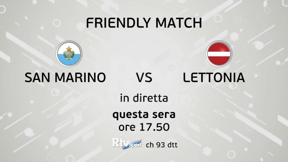 Questa sera su San Marino Rtv Sport ch. 93