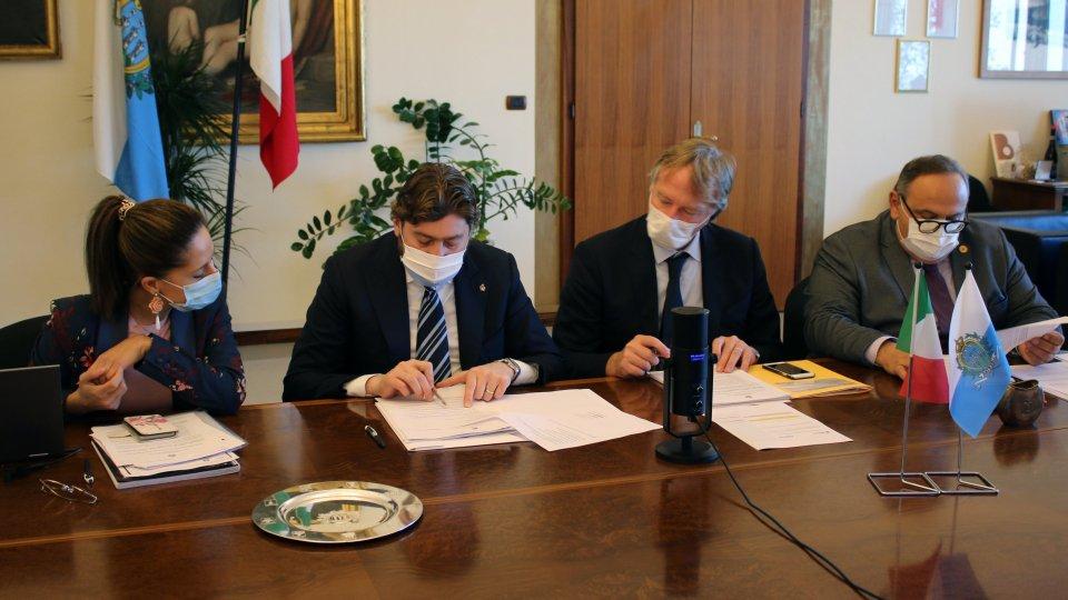 Italia e San Marino insieme per il Turismo. Il rilancio della Commissione Mista mette al centro la collaborazione tecnica fra i due Stati