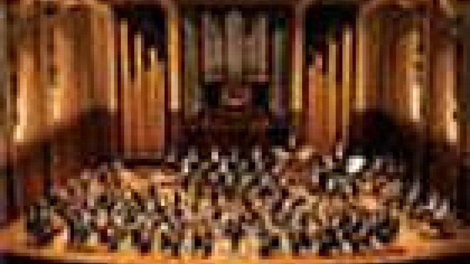 Rossini, diretto dal maestro Chung su San Marino rtv