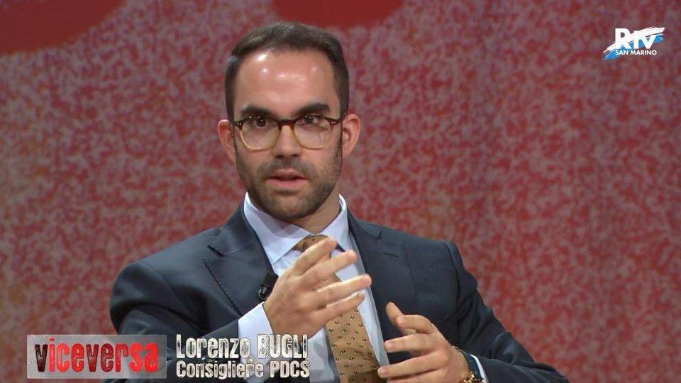 Lorenzo Bugli (Pdcs) sull'utilizzo della cannabis
