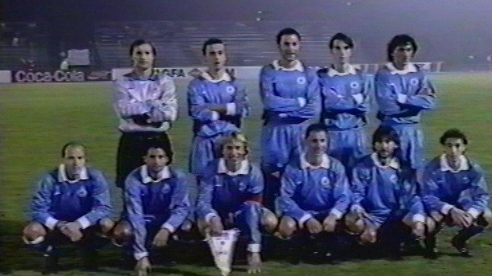 1990-2020: 30 dopo San Marino - Svizzera