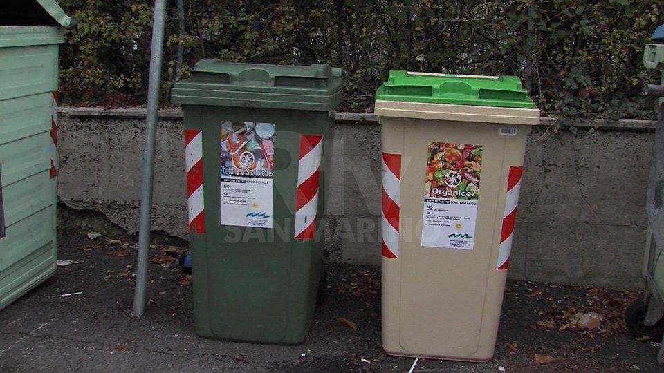 """Raccolta organico a Borgo, l'invito della Segreteria: """"Differenziate bene"""""""