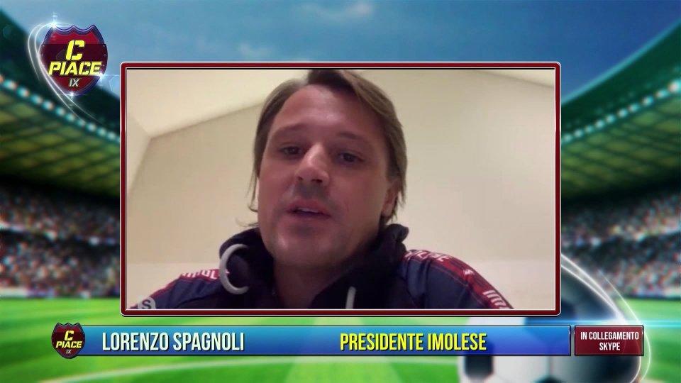 Lorenzo Spagnoli via Skype