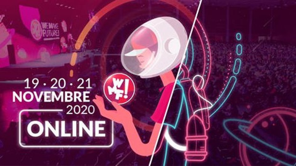 WMF2020: dal 19 al 21 novembre tre giorni dedicati all'innovazione,  piattaforma interattiva, oltre 600 speaker e ospiti da tutto il mondo e 157 ore di live