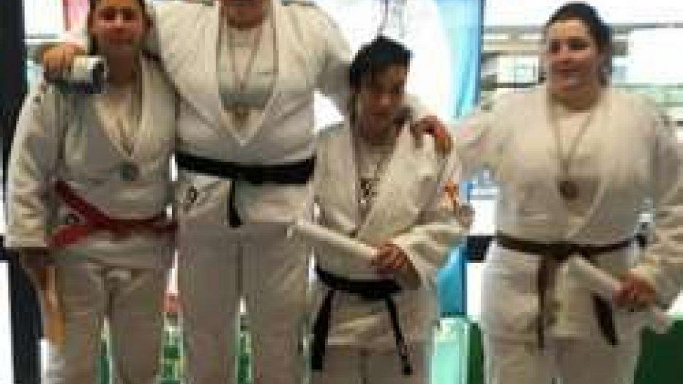 Judo: Bronzo per Zannoni a L'Aquila