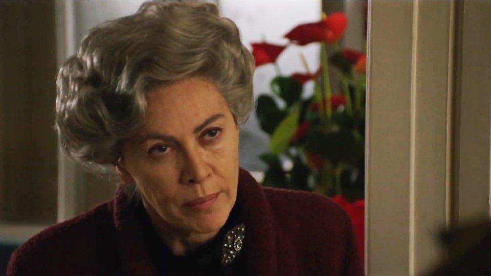 Elena Sofia Ricci nei panni di Rita Levi Montalcini