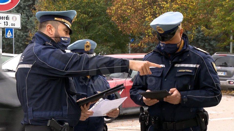 Controlli Polizia Civile