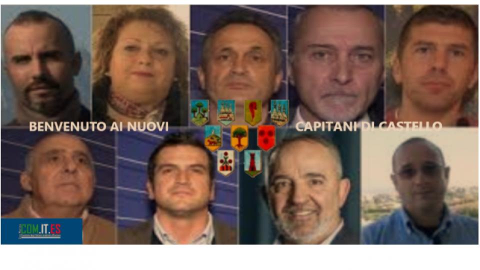 Comites San Marino: Un benvenuto ai capitani di castello