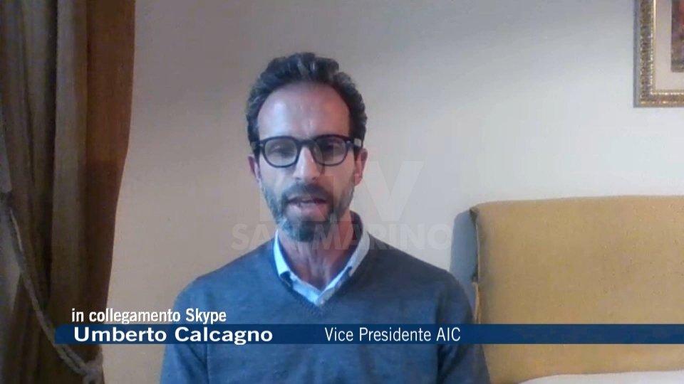 Umberto Calcagno eletto presidente dell'AIC