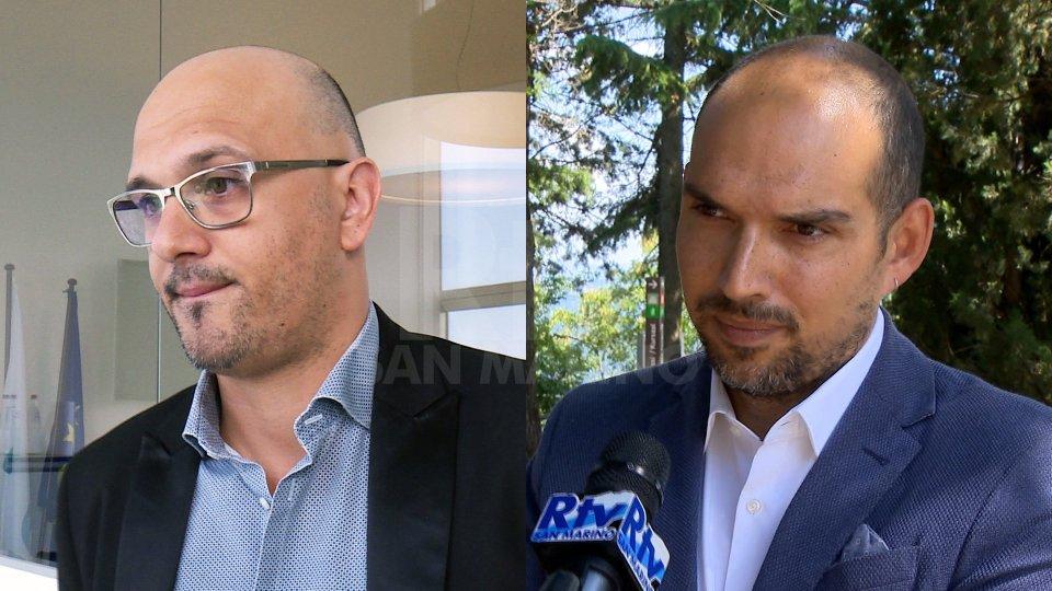Dalibor Riccardi e Michele Muratori
