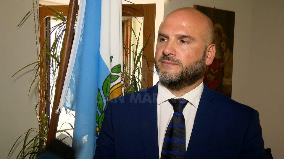 Il Segretario al Territorio Stefano Canti