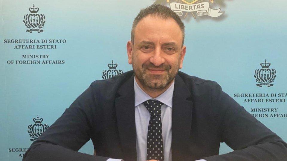Luca Beccari all'Osce