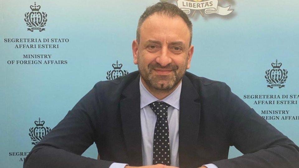 """Beccari all'Osce: """"Ferma contrarietà di San Marino a tortura e pena di morte"""""""