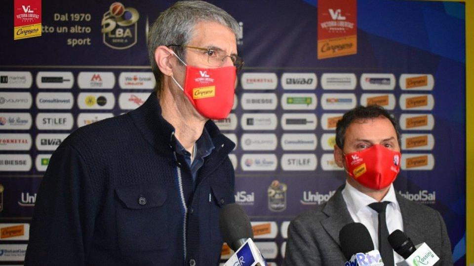 Ario Costa e Sandro Cangiotti
