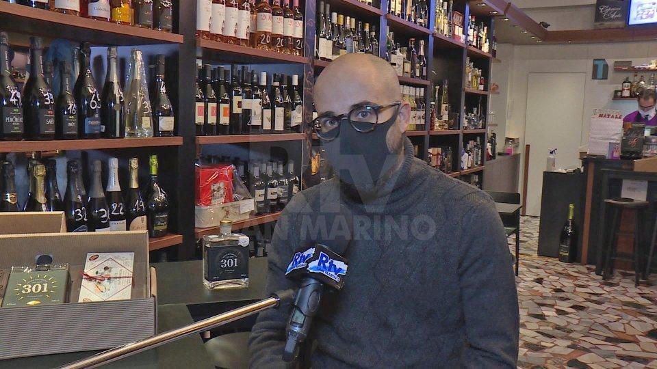 L'intervista ad Alan Gasperoni sul suo gin 301