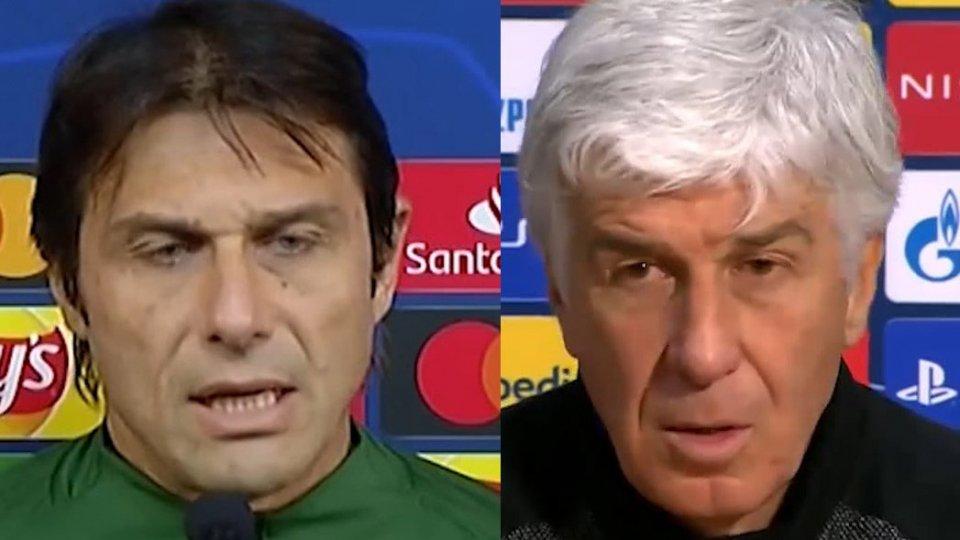 Nel video le interviste a Gian Piero Gasperini (allenatore Atalanta) e Antonio Conte (allenatore Inter)