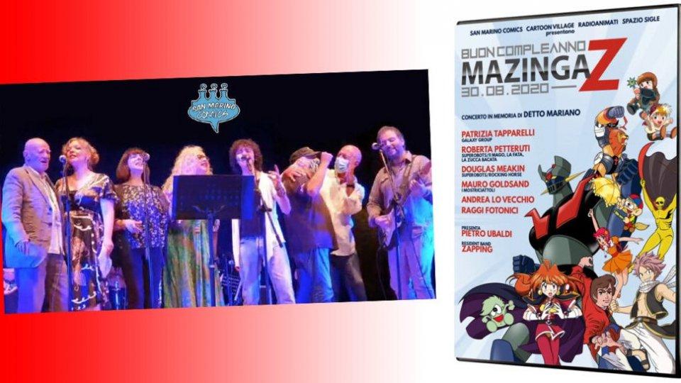 """Arriva il DVD del concerto tributo ai """"super robot"""""""