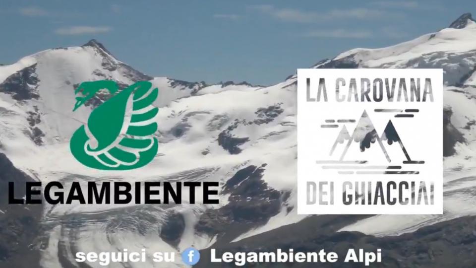 I ghiacciai alpini ridotti del 60% negli ultimi 150 anni