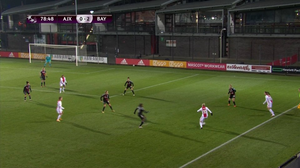 Il Bayern cala il tris in casa dell'Ajax