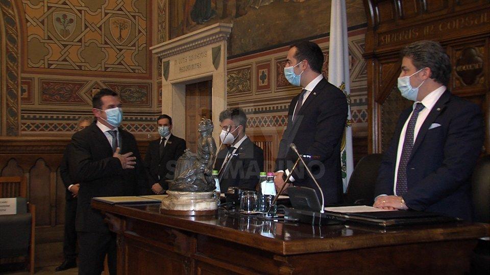 Capitani e Giunte di Castello eletti il 29 novembre hanno prestato giuramento