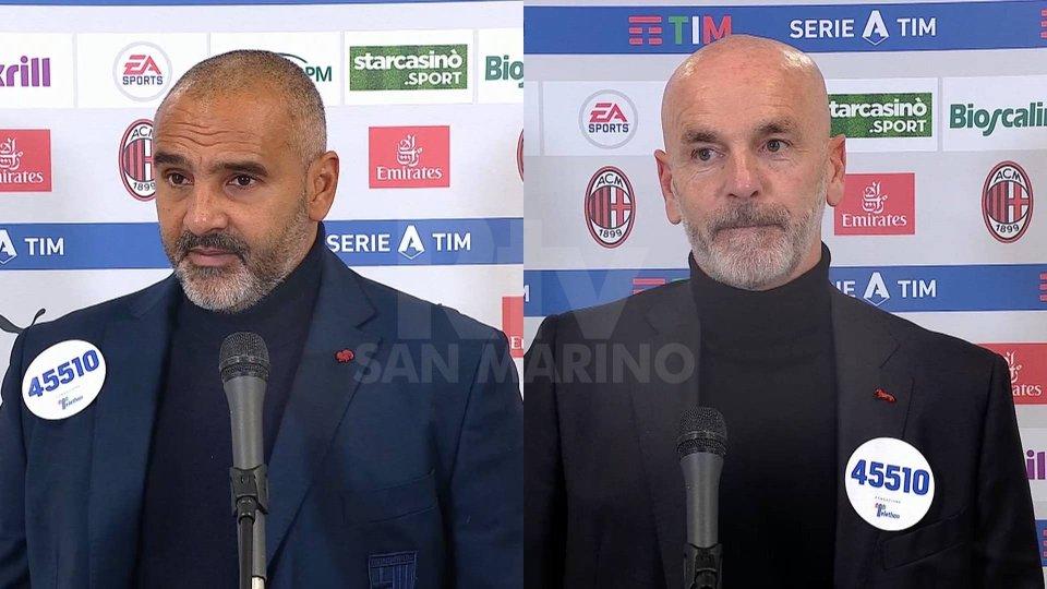 Nel video le interviste a Fabio Liverani e Stefano Pioli