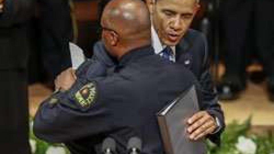 """Obama: """"il razzismo non è finito"""""""