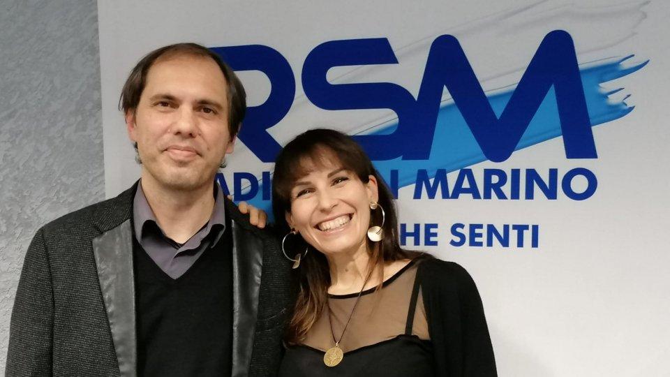 #IOSTOCONGLIARTISTI: Benedetta Zavatta & Stefano Pagliarani
